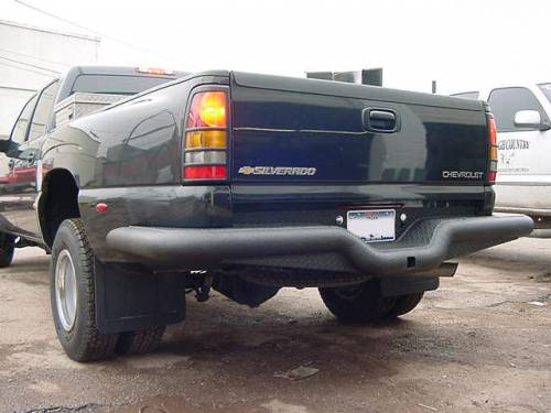 Tough Country - Tough Country Custom Dually Deluxe Rear, Chevy/GMC (2001-07) 3500 Silverado & Sierra