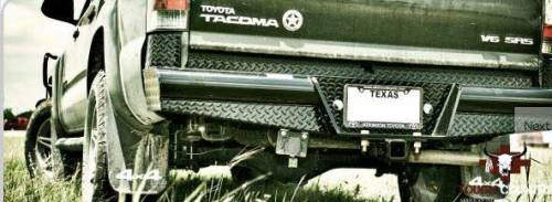 Tough Country - Tough Country Custom Traditional Rear, Toyota (2005-12) Tacoma
