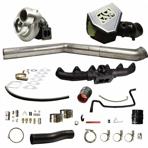 BD Power - BD Diesel Turbo Kit, Dodge (2007.5-09) 6.7L Cummins (S467 Street & Strip Kit)