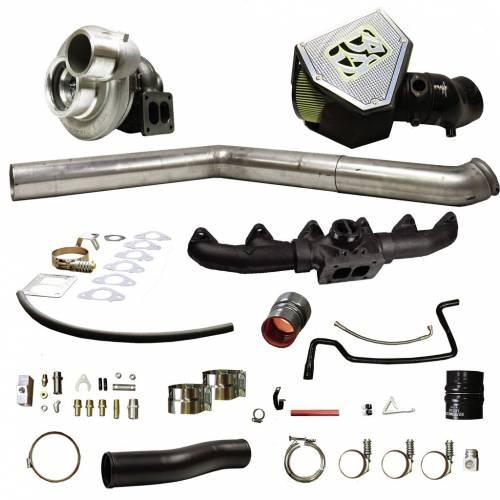 BD Power - BD Diesel Turbo Kit, Dodge (2010-12) 6.7L Cummins (S467 Street & Strip Kit)