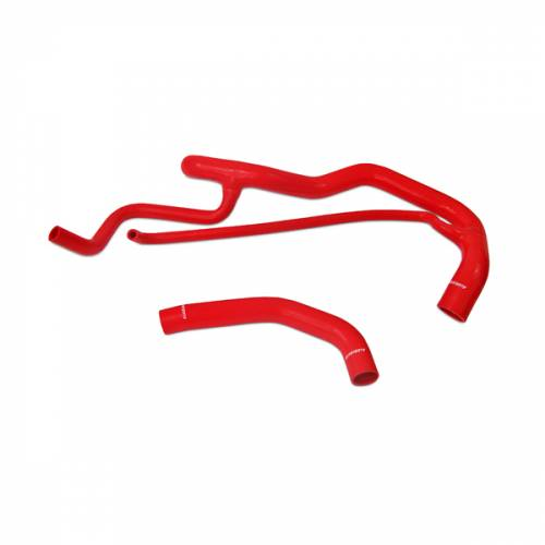 Mishimoto - Mishimoto Silicone Coolant Hose Kit, Chevy/GMC (2001-05) 6.6L Duramax 2500 & 3500 (Red)