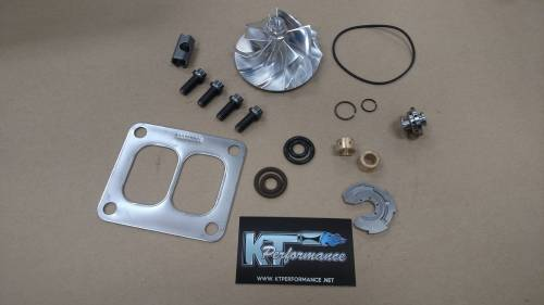 Performance Turbo Rebuild Package With Billet Compressor Wheel, Ford (1994-03) 7.3L Garrett TP38 & GTP38