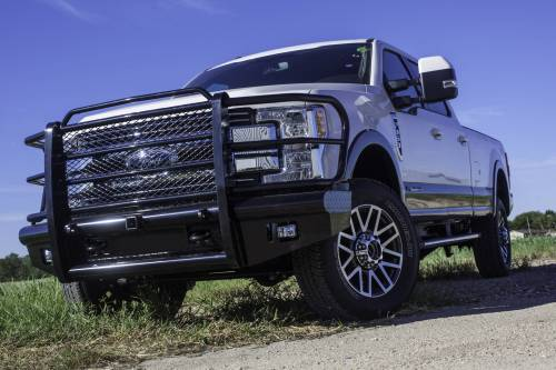 Tough Country - Tough Country Standard Traditional Front, Ford (2017) F-250 & F-350 Super Duty