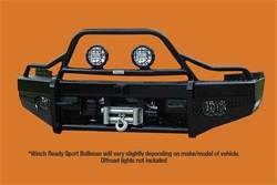Ranch Hand - Ranch Hand Sport Bullnose Winch Ready Front Bumper, Ford SD (2011-16) F250/F350/F450/F550