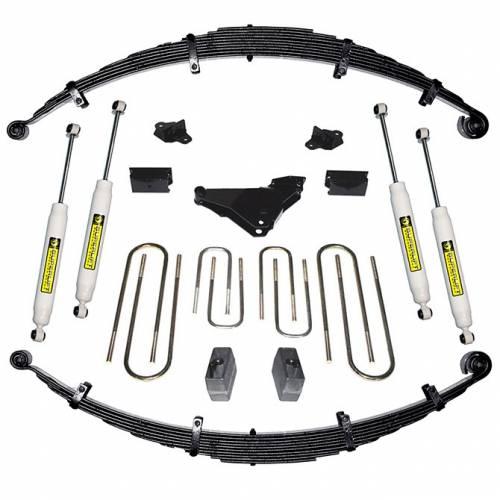 """Superlift - Superlift 4"""" Suspension Lift Kit, Ford (2000-04) F-250/F-350 4WD"""
