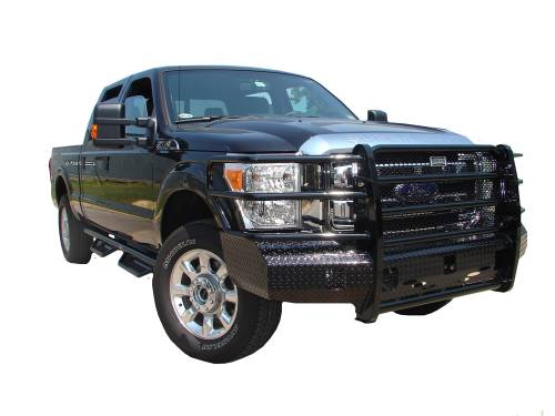 Ranch Hand - Ranch Hand Summit Bumper, Ford (2011-16) F-250, F-350, F-450, & F-550