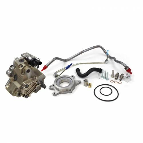 Industrial Injection - Industrial Injection CP4 to CP3 Fuel Injection Pump Conversion Kit, Chevy/GMC (2011-16) LML 6.6L Duramax (Stock CP3)