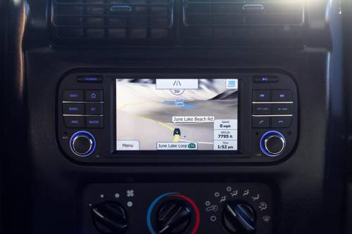 Insane Audio Head Unit For Tj Wrangler