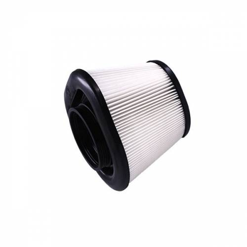 S&B - S&B Air Intake Replacement Filter, Dodge (2013-18) 6.7L Cummins, Dry Extendable Filter