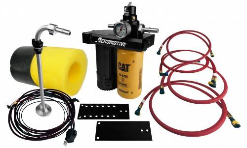 Aeromotive - Aeromotive Diesel Lift Pump Kit, Ford (2008-10) 6.4L Powerstroke