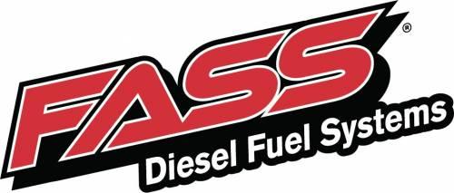 "FASS Diesel Fuel Systems - FASS 1/2"" X 1/2"" (Push Lock X Female Flare)"