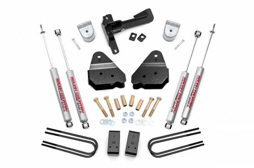 """Rough Country - Rough Country 3"""" Suspension Lift Kit, Ford (2017) F-250, 4WD"""
