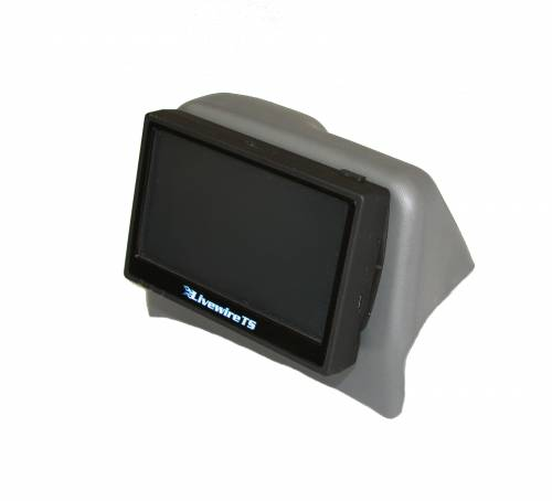 Diamond T Enterprises - Diamond T SCT Old Style Livewire 5015 Dash Mount, Ford (2003-04) Superduty King Ranch & (00-05) Excursion (w/ side harness connection)