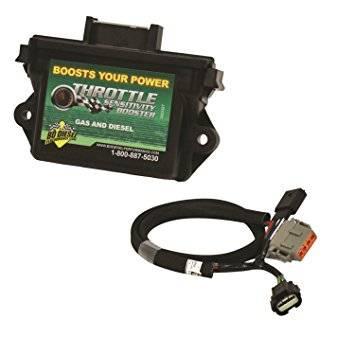 BD Power - BD Diesel Throttle Sensitivity Booster, Dodge/Ford/Jeep