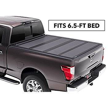 Back Flip Cover >> Bakflip G2 Hard Folding Tonneau Cover, Nissan (2016-18) Titan XD (6.5 FT Bed)