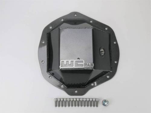 """Werhli Custom Fabrication - Wehrli Custom Fab Rear Differential Cover, AAM 11.5"""""""
