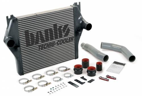 Banks Power - Banks Power Techni-Cooler Intercooler Kit, Dodge (2007.5-08) 6.7L Cummins