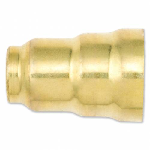 Ford Genuine Parts - Ford Motorcraft Fuel Injector Cup Sleeve, Ford (1994-03) 7.3L Power Stroke