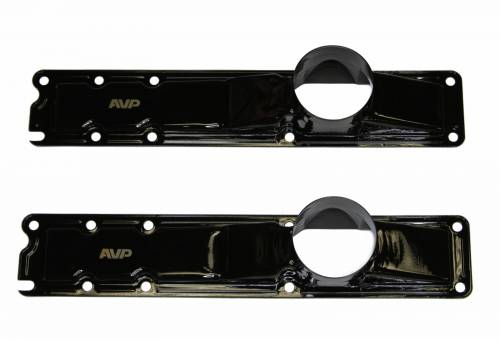 AVP - AVP Intake Plenum Kit, Ford (1999.5-03) 7.3L Power Stroke (black)