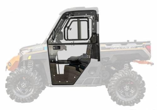 SuperATV - Polaris Ranger XP 1000 Convertible Hard Cab Doors