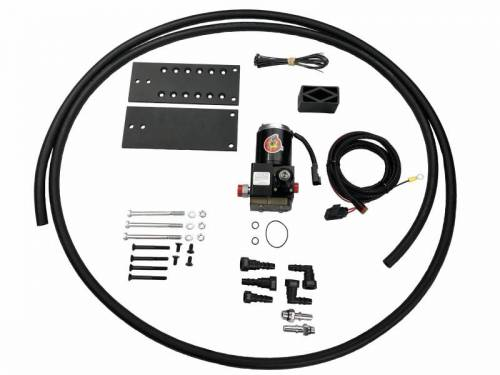 Pure Flow - AirDog - Raptor RP-4G-150HP Fuel Pump, Ford (1994-03) 7.3L Power Stroke, Quick Disconnect Fittings