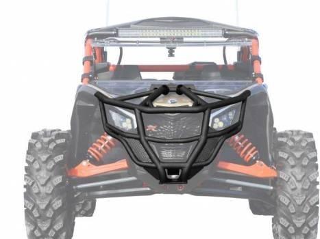 Can-Am Maverick X3 Front Bumper (Wrinkle Black)