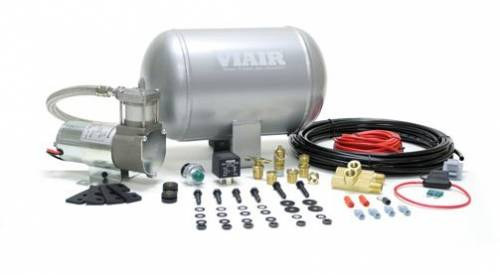 Complete Viair 10000 onboard air system.