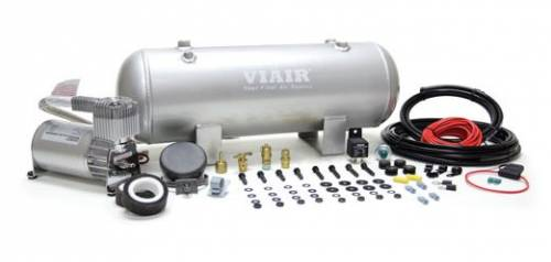 Complete Viair 10002 onboard air system.