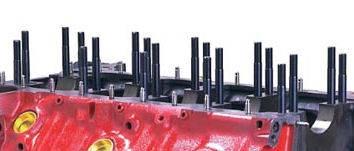 ARP - ARP Main Stud Kit, Dodge (1998.5-07) 5.9L Cummins