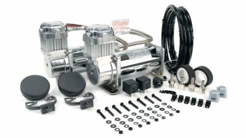 Viair - Viair, Dual 400C 150psi Air Compressor Pumps