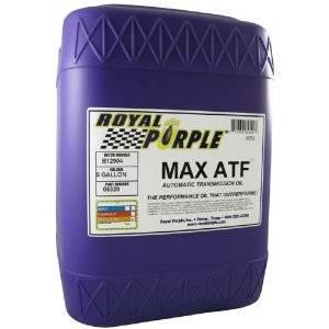 Royal Purple - Royal Purple Synchromax Manual Trasmission Fluid,   5gal Pail