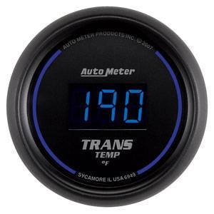 Autometer - Auto Meter Colbalt Digital Series, Transmission Temperature 0*-300* F