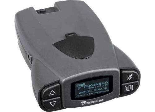 Tekonsha - Tekonsha P3 trailer brake controller, (1, 2, 3 or 4 axle trailers)