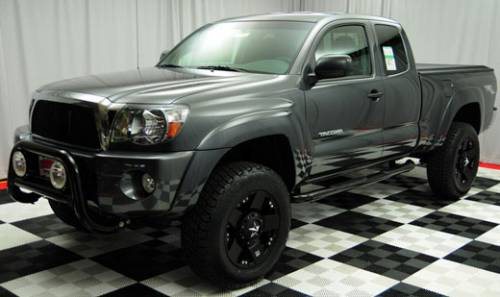"Pro Comp - Pro Comp Suspension Kit,Toyota (2005-12) Tacoma, 3"" with shocks"