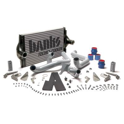 Banks Power - Banks Power Techni-Cooler Intercooler Kit, Ford (1994-97) 7.3L Power Stroke