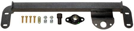 BD Power - BD Power Steering Box Stabilizer, Dodge (2003-08) 5.9L & 6.7L Diesel,  that have 6-bolt steering box from the 2009 and newer