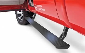 AMP Research - AMP Research Power Step, Ford (2004-08) F-150 Super Crew/Super Cab/Lincoln Mark LT (Black)