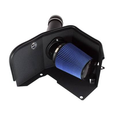 aFe - aFe Magnum FORCE Stage 2 Intake System PRO 5R, Ford (1994-97) V8-7.3L Power Stroke