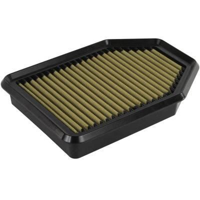 aFe - Magnum FLOW Air Filter,Jeep (2007-12)Wrangler JK,  OER Pro-GUARD 7, V6-3.8/3.6L