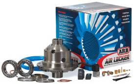 ARB - ARB Air Locker, Dana Spicer 80, 35 Spline (3.31-3.73)