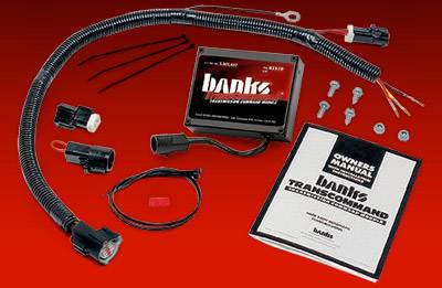 Banks TransCommand, Ford (1999-03) 4R100 on
