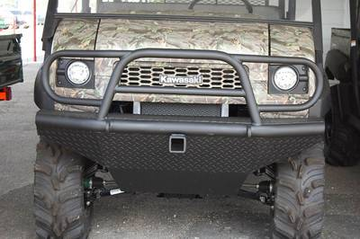Tough Country - Tough Country Standard UTV Front Bumper, Kawasaki (2006-15) Mule 4010
