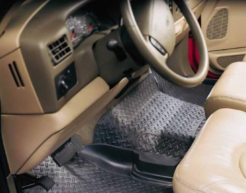 Husky Liners Floor Liner  Chevy  Gmc  1999 2500  3500 Extended Cab  U0026  00
