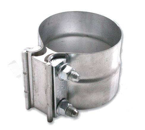 "Diamond Eye Performance - Torca 3"" Lap Joint Clamp, Stainless T-304"
