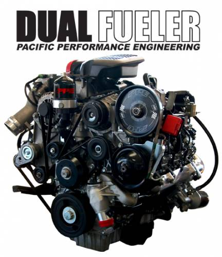 Pacific Performance Engineering - PPE Dual Fueler CP3 Pump Kit, Chevy/GMC (2001) Duramax LB7, w/o pump