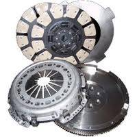 South Bend Clutch - South Bend Clutch Street Dual Disc Kit, Ford (1999-03) 7.3L F-250/350/450/550 ZF6 6-Speed, 750hp & 1400 ft lbs of torque