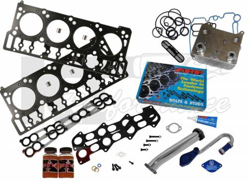 Complete Solution Kit, Ford (2003-07) 6.0L Power Stroke, Stage 1