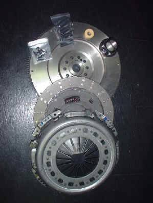 South Bend Clutch - South Bend Clutch HD Solid Flywheel Conversion Kit, Ford (1999-03) 7.3L F-250/350/450/550 6-Speed, 450hp & 900 ft lbs of torque (OFEK)