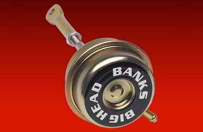 Banks Power - Banks BigHead Wastegate Actuator, Ford (1999.5-03) 7.3L, for Stock GTP38 Turbo
