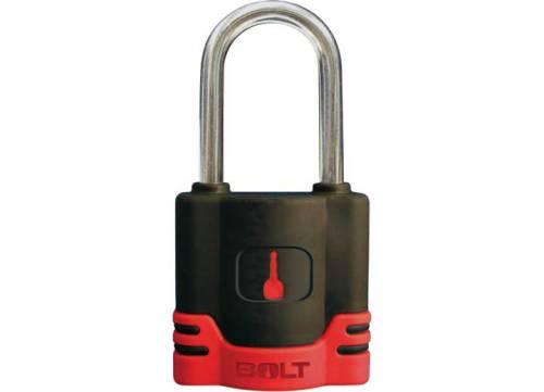 Bolt Lock - Strattec Pad Lock, Dodge/Chrysler/Jeep/Mitsubishi/Plymouth